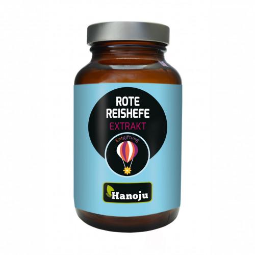 Rote Reishefe Extrakt 240 mg, 90 ST, shanab pharma e.U.