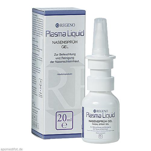 PLASMA LIQUID Nasensprühgel, 20 ML, Imp GmbH International Medical Products