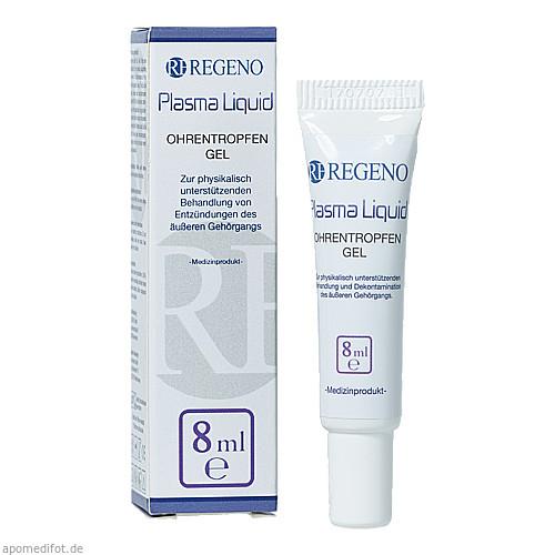 PLASMA LIQUID Ohrentropfengel, 8 ML, Imp GmbH International Medical Products