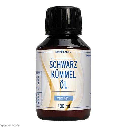 Schwarzkümmelöl kaltgepresst naturrein, 100 ML, Sinoplasan AG