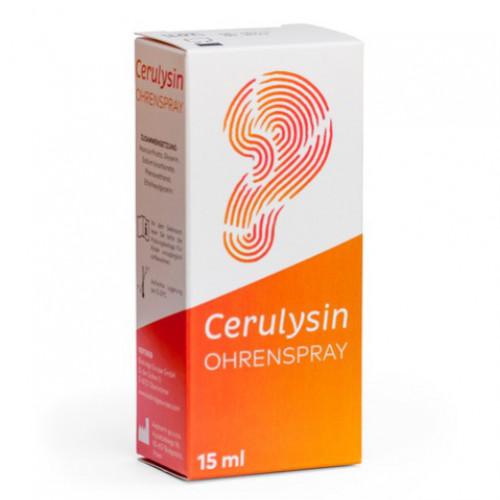 Cerulysin Ohrenspray, 15 ML, Biobridge Europe GmbH