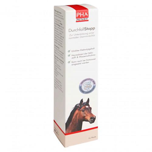 PHA DurchfallStopp für Pferde, 60 ML, PetVet GmbH