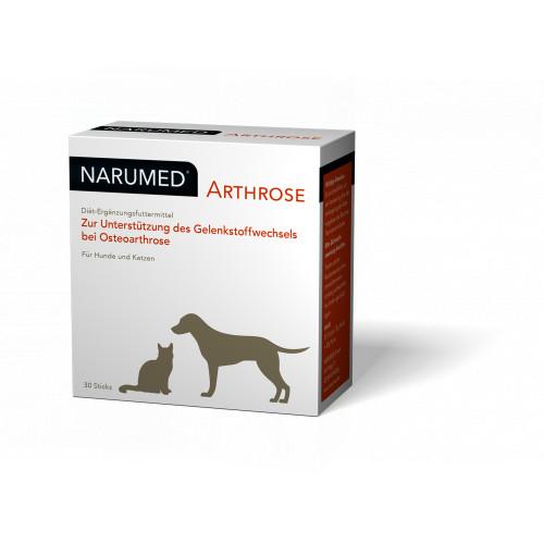 NARUMED Arthrose vet, 30X1.5 G, Narumed GmbH