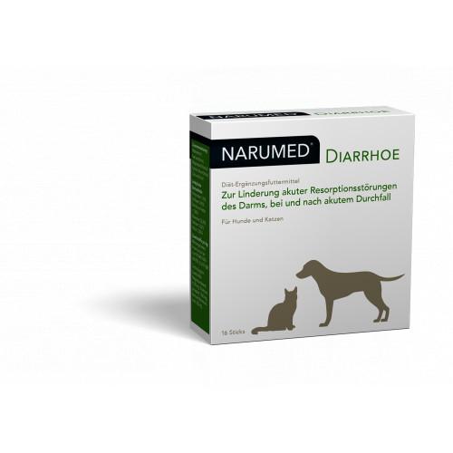 NARUMED Diarrhoe vet, 16X1.6 G, Narumed GmbH
