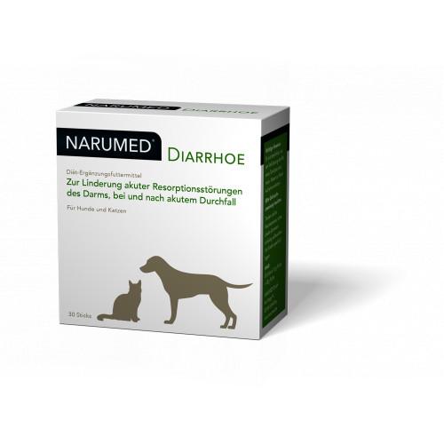 NARUMED Diarrhoe vet, 30X1.6 G, Narumed GmbH