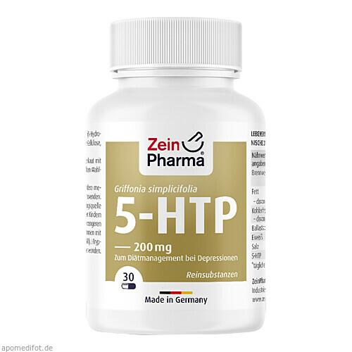 Griffonia 5-HTP 200 mg, 30 ST, Zein Pharma - Germany GmbH