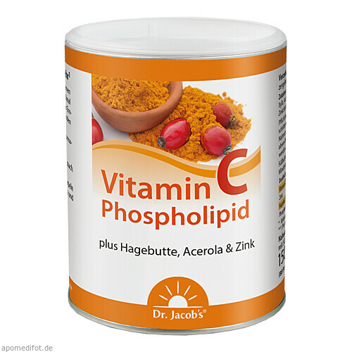 Vitamin C Phospholipid, 150 G, Dr.Jacobs Medical GmbH