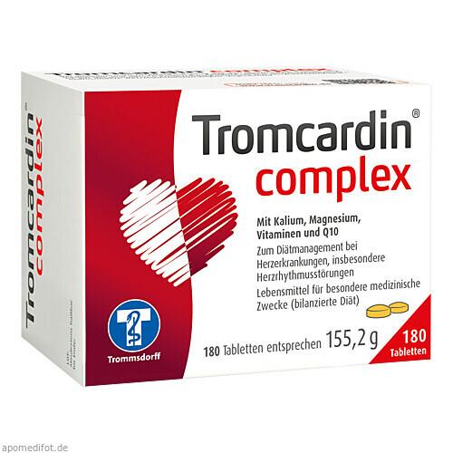 Tromcardin complex, 180 ST, Trommsdorff GmbH & Co. KG