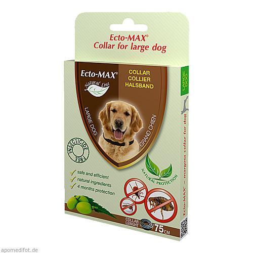 Floh- und Zeckenschuzhalsband f. Hunde Ecto-MAX, 75 CM, Habitum Pharma