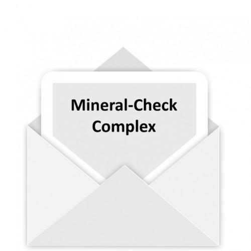 Haaranalyse Selbsttest Mineral-Check Complex, 1 ST, Institut für Mineralanalysen