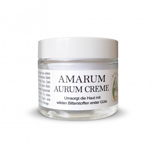 Amarum Aurum Creme, 60 ML, Gutsmiedl Hildegard-Produkte