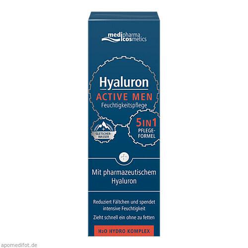 Hyaluron Active MEN Feuchtigkeitspflege, 50 ML, Dr. Theiss Naturwaren GmbH