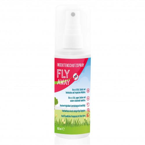 Flyaway Insektenschutzspray, 100 ML, bodyguardpharm GmbH