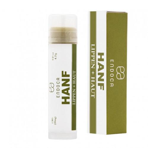 Hanf Lippen + Haut 20mg CBD - Endoca, 4.25 G, Mediakos GmbH