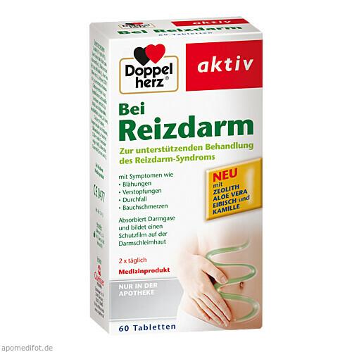 Doppelherz Bei Reizdarm, 60 ST, Queisser Pharma GmbH & Co. KG