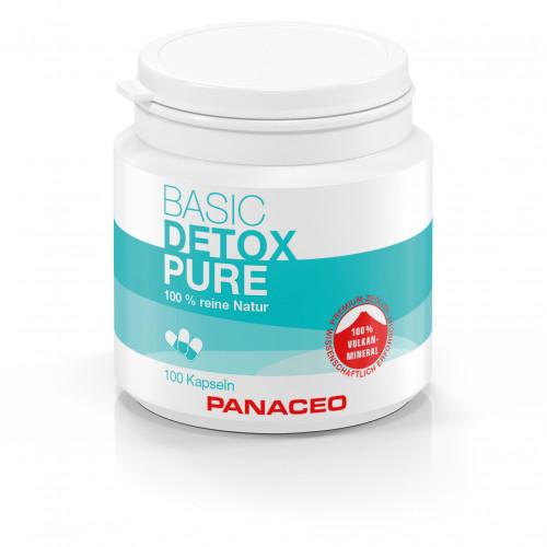 Panaceo Basic Detox Pure Kapseln, 100 ST, DR. KADE Pharmazeutische Fabrik GmbH