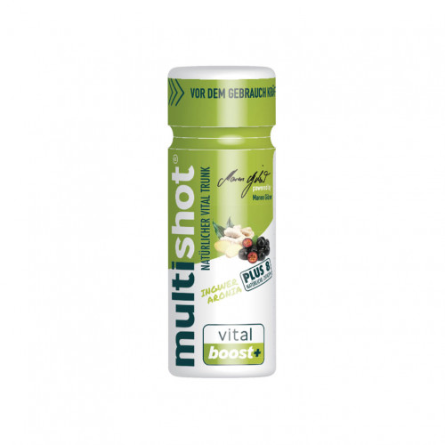 multishot vital boost+, 60 ML, Medi-C-Shot GmbH