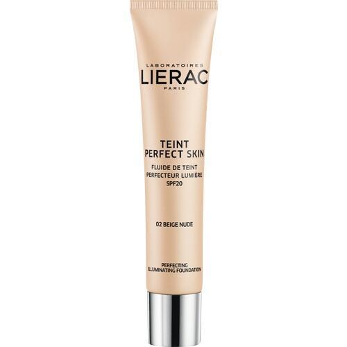 LIERAC Teint Perfect Skin 02 Nude Beige, 30 ML, Ales Groupe Cosmetic Deutschland GmbH