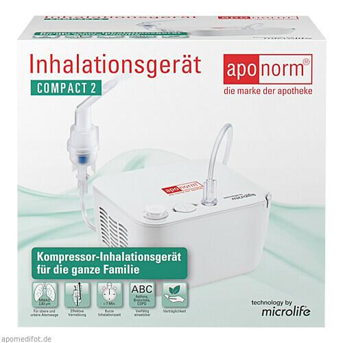 aponorm Inhalationsgerät Compact 2, 1 ST, WEPA Apothekenbedarf GmbH & Co KG
