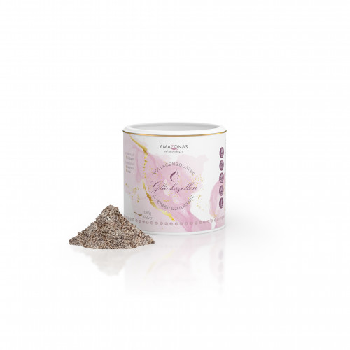 Glückszellen Kollagenbooster, 180 G, Amazonas Naturprodukte Handels GmbH