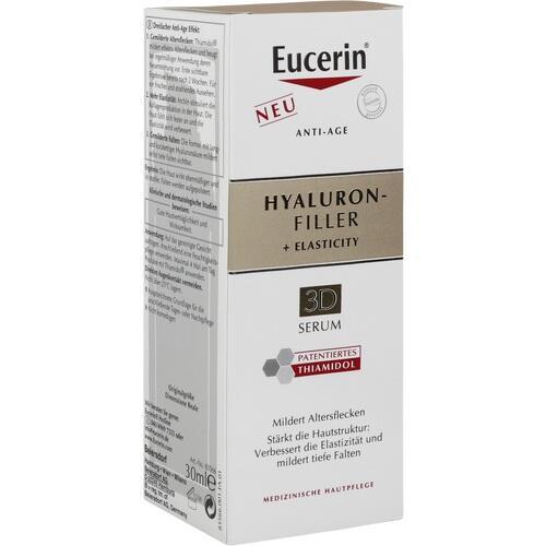 Eucerin Anti-Age Hyaluron-Filler+Elast. 3D Serum, 30 ML, Beiersdorf AG Eucerin