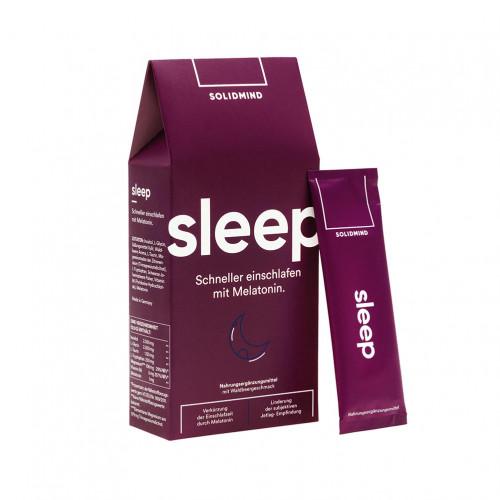 SLEEP Melatonin Einschlafformel für 7 Nächte, 7X12 G, Mediakos GmbH