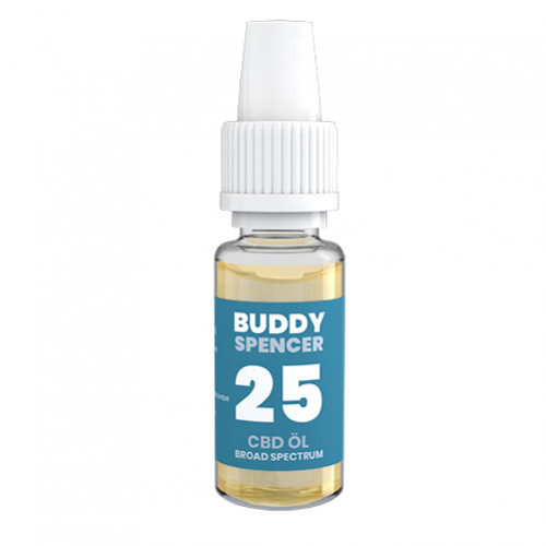Buddy-25 full spectrum Hemp Oil, 10 ML, Signature Vertrieb Germany UG (haftungsbeschränkt)