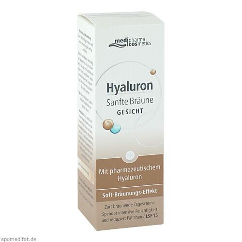 Hyaluron Sanfte Bräune Gesichtspflege, 50 ML, Dr. Theiss Naturwaren GmbH