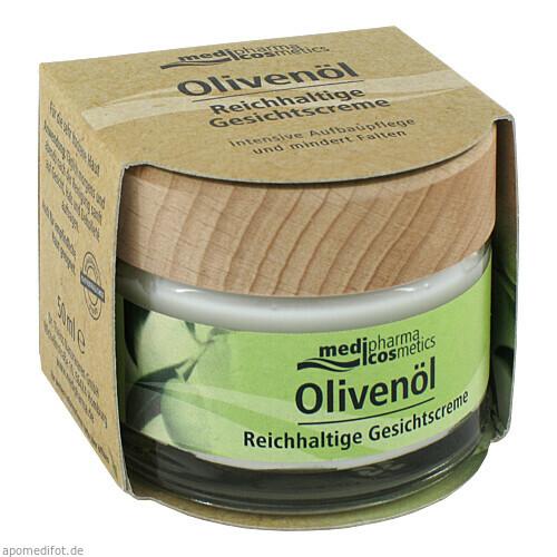 Olivenöl Reichhaltige Gesichtscreme, 50 ML, Dr. Theiss Naturwaren GmbH