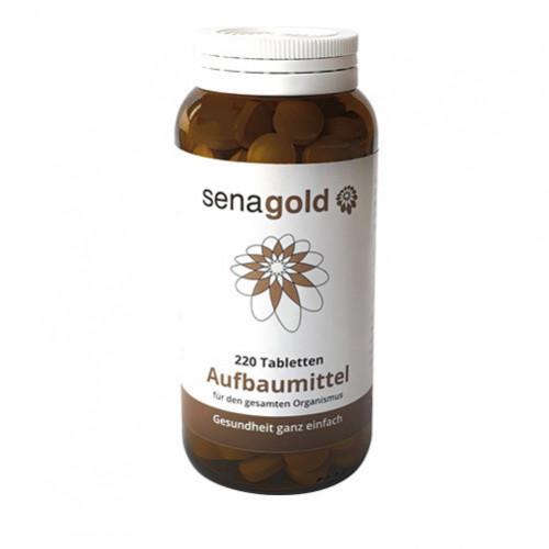 SENAGOLD AUFBAUMITTEL, 220 ST, Senagold Naturheilmittel GmbH