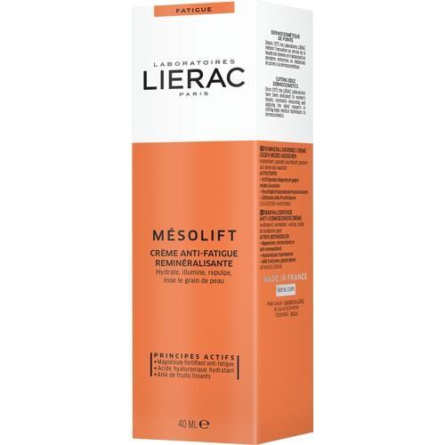 LIERAC MESOLIFT CREME ANTI-MÜDIGKEIT, 40 ML, Laboratoire Native Deutschland GmbH