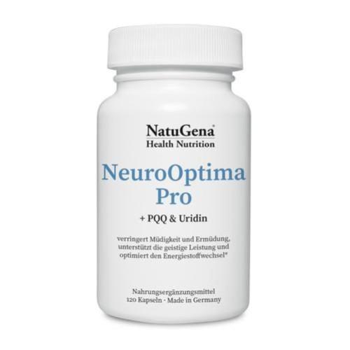 NeuroOptima Pro, 120 ST, NatuGena GmbH