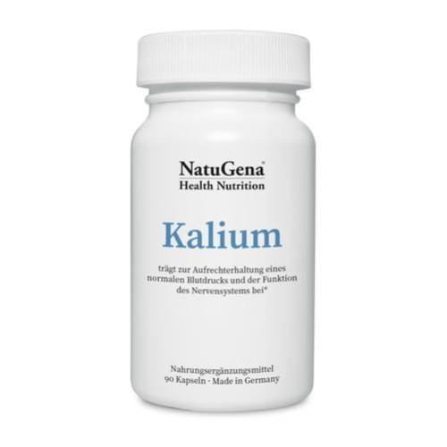 Kalium, 90 ST, NatuGena GmbH