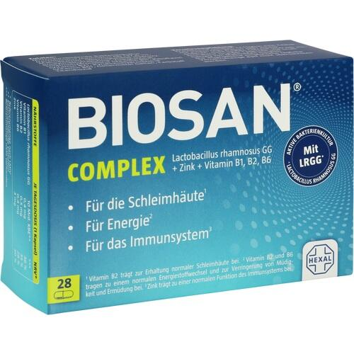 BIOSAN Complex, 28 ST, HEXAL AG