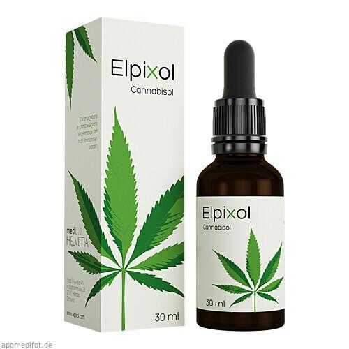 Cannabis Tropfen Elpixol, 30 ML, Medi Helvetia AG
