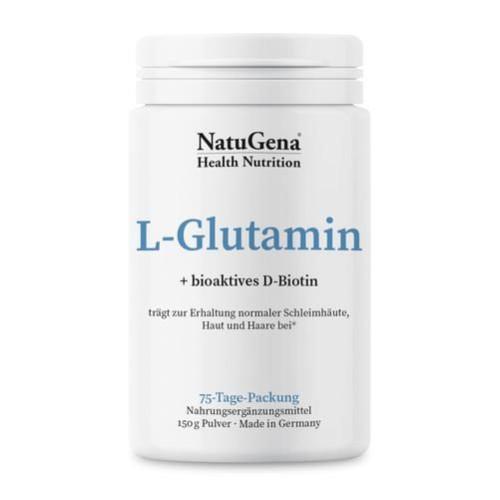 L-Glutamin, 150 G, NatuGena GmbH