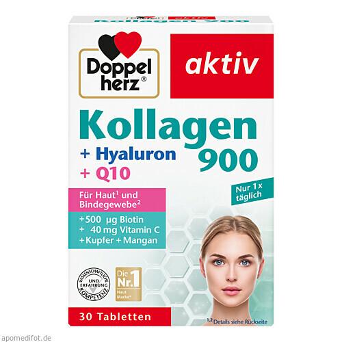 Doppelherz Kollagen 900, 30 ST, Queisser Pharma GmbH & Co. KG