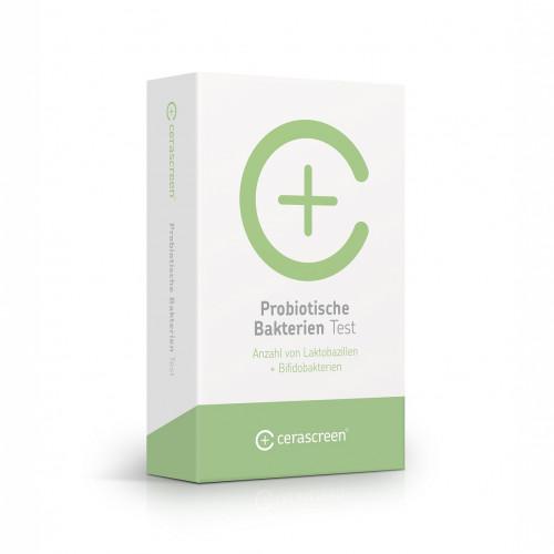 cerascreen Probiotische Bakt. Test Bakterienanzahl, 1 ST, Cerascreen GmbH