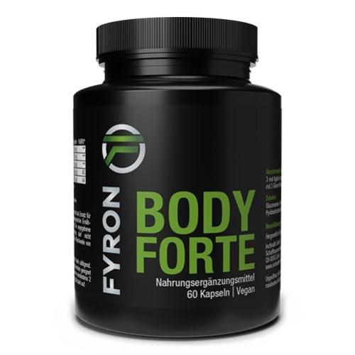 FYRON BODY FORTE, 60 ST, IncHealth GmbH