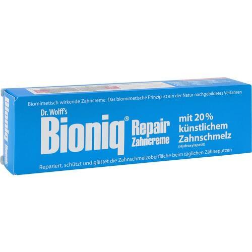 Bioniq Repair-Zahncreme, 75 ML, Dr. Kurt Wolff GmbH & Co. KG