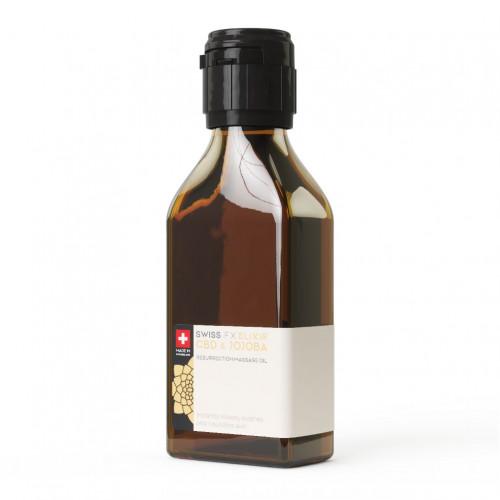 SWISS FX Elixir CBD Massage Öl, 100 ML, Lynden GmbH
