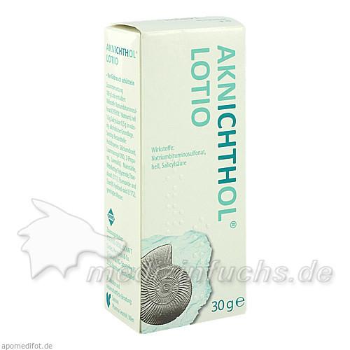 Aknichthol Lotio, 30 g, SANOVA PHARMA