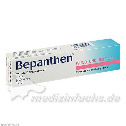 Bepanthen® Wund- und Heilsalbe, 30 g, Bayer Austria GmbH