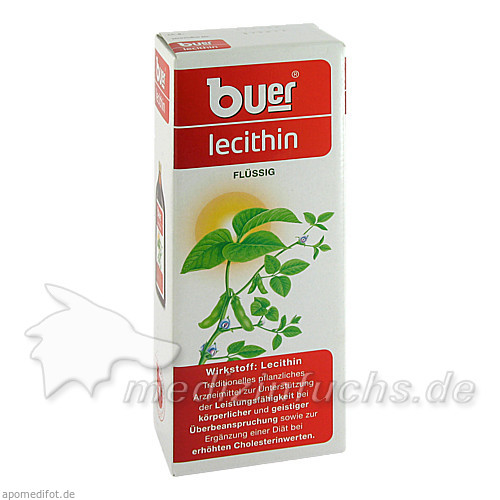Buer® Lecithin plus Vitamine, 500 ml, Takeda GmbH