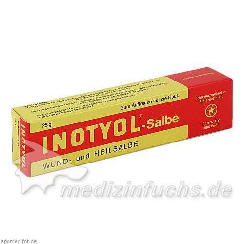 Inotyol®-Salbe, 25 g, Brady C. KG