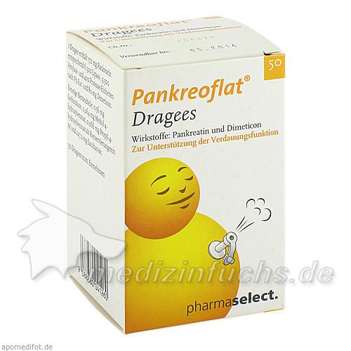 Pankreoflat®, 50 St, Pharmaselect Handels GmbH