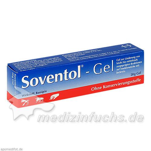 Soventol® Gel, 20 g, Sanova Pharma GesmbH, OTC