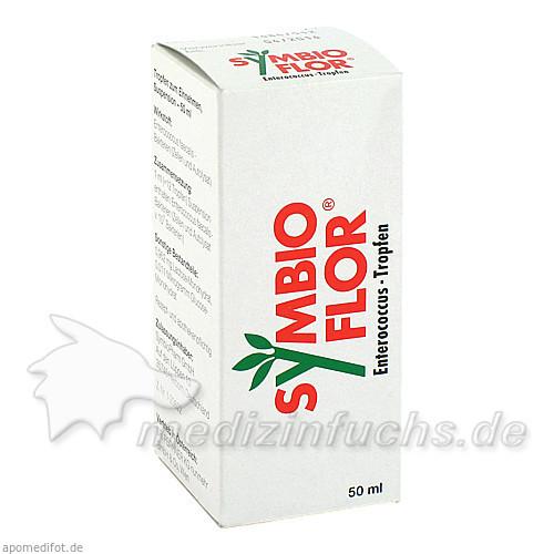 SYMBIOFLOR® Enterococcus-Tropfen, 50 ml, Dr. Peithner GmbH & Co KG