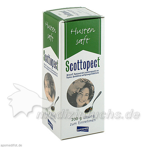 Scottopect® Hustensaft, 200 g, Takeda GmbH