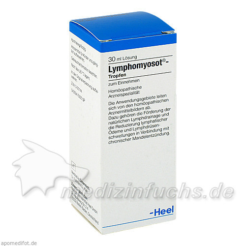 Lymphomyosot®-Tropfen, 30 ml, Dr. Peithner GmbH & Co KG